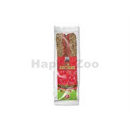 Tyčinky SUPREME Stickles Apple & Cranberry 100g (2ks)