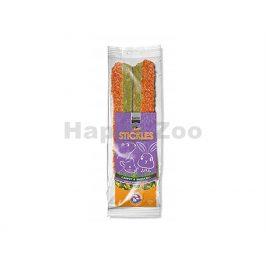 Tyčinky SUPREME Stickles Carrot & Broccoli 100g (2ks)