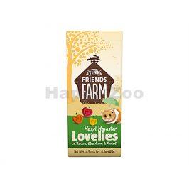 SUPREME Tiny Farm Snack Hazel Lovelies Hamster 120g