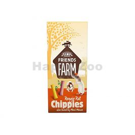 SUPREME Tiny Farm Snack Reggie Chippies Rat 120g