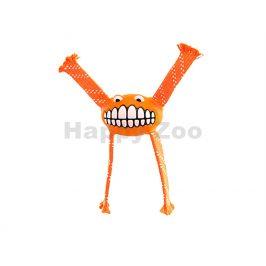 Hračka ROGZ Flossy Grinz FGR 03 D-Orange (M) 21cm