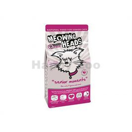 MEOWING HEADS New Senior Moments 1,5kg