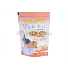 CUNIPIC Alpha Pro Snack Carrot 50g
