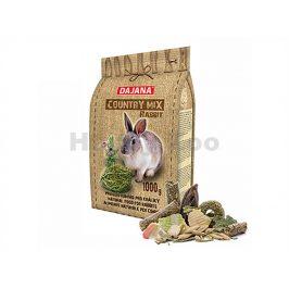 DAJANA Country Mix Rabbit 1000g