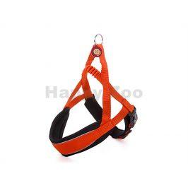 Postroj JK Comfort oranžový 68-80cm