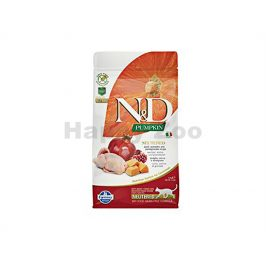 N&D Grain Free Pumpkin Cat Neutered Quail & Pomegranate 1,5kg