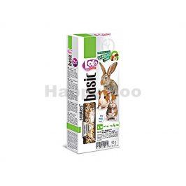 Tyčky LOLO Basic ořechové pro hlodavce 90g (2ks)