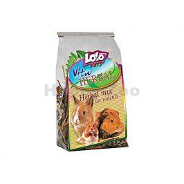 LOLO Vita Herbal bylinkový mix pro hlodavce 40g