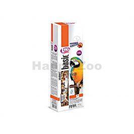 Tyčky LOLO Basic XXL ovocné a ořechové pro velké papoušky 250g (