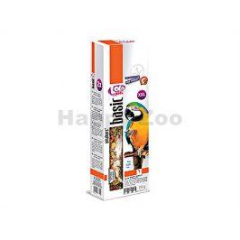Tyčky LOLO Basic XXL pistáciové pro velké papoušky 250g (2ks)