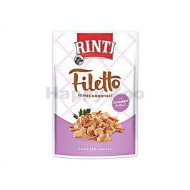Kapsička RINTI Filetto - kuře a šunka v želé 100g