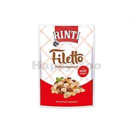 Kapsička RINTI Filetto - kuře a hovězí v želé 100g