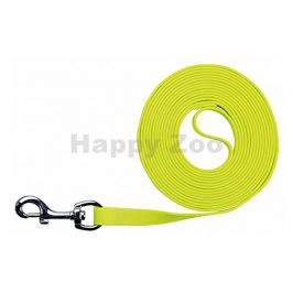 Vodítko TRIXIE Easy Life PVC voděodolné neonové žluté 1,7x100cm