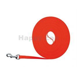 Vodítko TRIXIE Easy Life PVC voděodolné neonové oranžové 1,7x50c