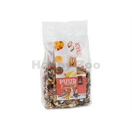 PUUR Pauze Snack - směs ořechů a ovoce pro střední a velké ptáky