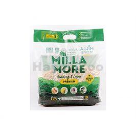 Podestýlka MILLA MORE Premium osikové štěpky 2kg (10l)
