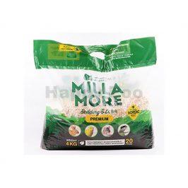 Podestýlka MILLA MORE Premium osikové štěpky 4kg (20l)