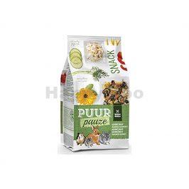PUUR Pauze Snack - sušená zelenina a bylinky 700g