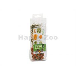 PUUR Pauze Snack - senná tyčka, mrkev a hrášek 200g