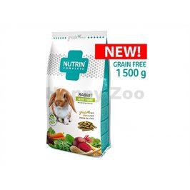 NUTRIN Complete Grain Free Rabbit Vegetable 1,5kg