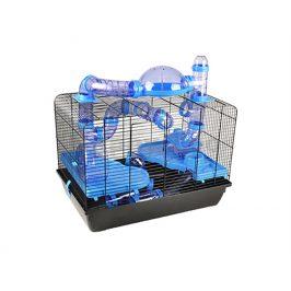 Klec pro hlodavce FLAMINGO Hamster Cage Aldo 58x38x55cm