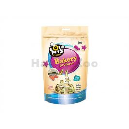 LOLO Bakery Seafood s lososem 350g