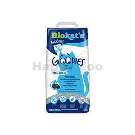 BIOKATS Goodies Fresh Breeze (s aktivním uhlím) 6l