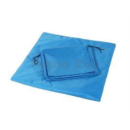 Záclonky do výstavních klecí O´LALA PETS 70x140cm modré