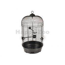 Klec pro ptáky FLAMINGO Budgie Sanna 2 černá 34x34x67cm