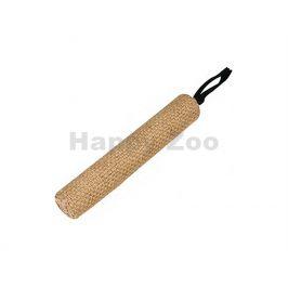 Hračka FLAMINGO sisal - pešek kulatý s poutkem (L) 5x30cm