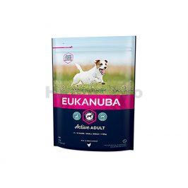 EUKANUBA Small Breed Active Adult 1kg