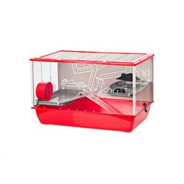 Klec pro hlodavce FLAMINGO Hamster Cage Schumi 78x48x50cm