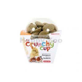 ZOLUX Crunchy Cup vojtěška a petržel 200g