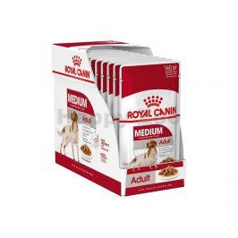 Kapsička ROYAL CANIN Medium Adult 10x140g (multipack)