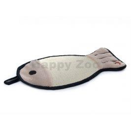 Škrabadlo JK sisalová ryba 48cm