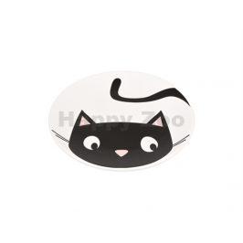 Keramická miska FLAMINGO Cat Guus bílá 12,7cm (30ml)