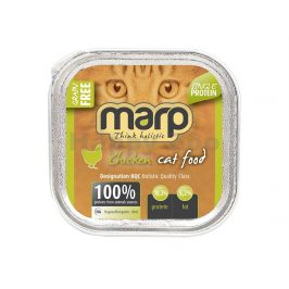 Paštika MARP Cat Holistic Pure Chicken 100g