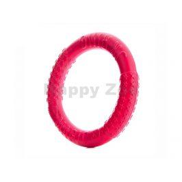 Hračka JK pěna EVA - Magic Ring červený 27cm