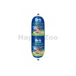 BRIT Cat Premium by Nature Sausage Chicken & Duck 180g