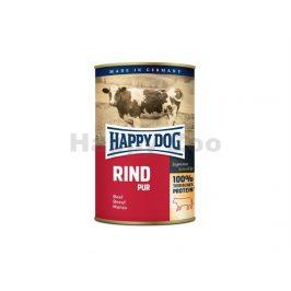 Konzerva HAPPY DOG Rind Pur 800g