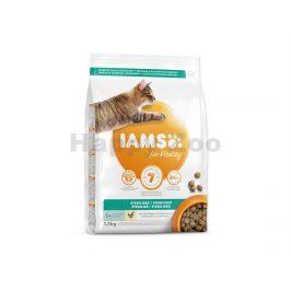 IAMS for Vitality Cat Adult Sterilised Chicken 1,5kg