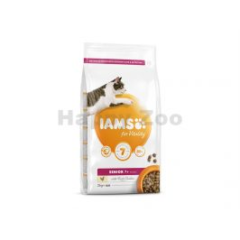IAMS for Vitality Cat Senior Chicken 2kg