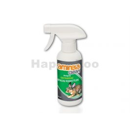 AMINELA ekologický odstraňovač zápachu podestýlek pro hlodavce 2