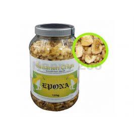 EPONA Bananen Chips - sušené banány 1kg