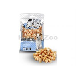 CALIBRA Joy Dog Classic Mini Cod & Chicken Cube 70g