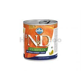 Konzerva N&D Dog Pumpkin Starter Lamb & Blueberry 285g