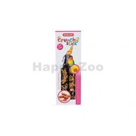 Tyčinky ZOLUX Crunchy Sticks Large Parakeet slunečnice/buráky (2