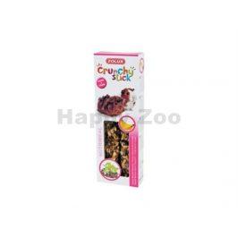 Tyčinky ZOLUX Crunchy Sticks banán/pohanka pro morče (2ks)