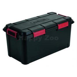CURVER plastový box černý (60l)
