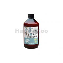 DROMY Lososový olej Premium 1000ml (s pumpičkou)